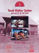 cover of visitor centre