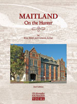 cover of maitland on the hunter